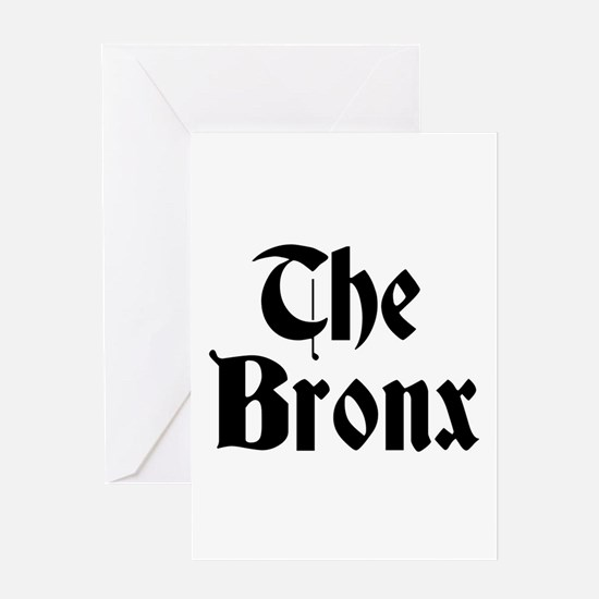 The Bronx Greeting Cards