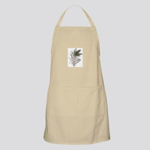 Peacock Feather Apron