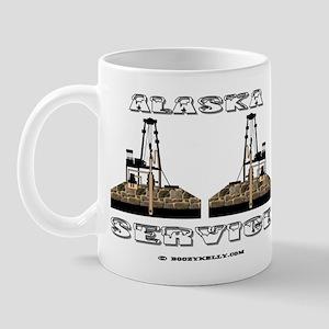 Alaska Service Mug