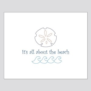 The Beach Applique Posters