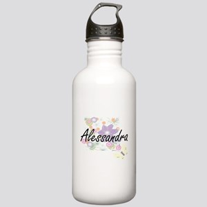 Alessandra Artistic Na Stainless Water Bottle 1.0L