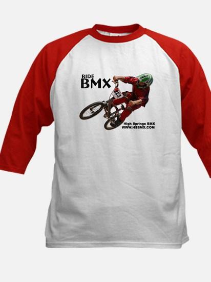 HSBMX323a Kids Baseball Jersey