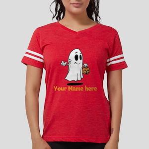 Personalized Halloween Womens Football Shirt