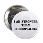 Stronger - Fibromyalgia Button