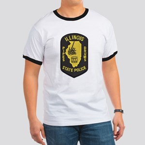 Illinois SP Pipes & Drums Ringer T