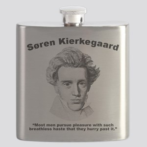 Kierkegaard Pleasure Flask