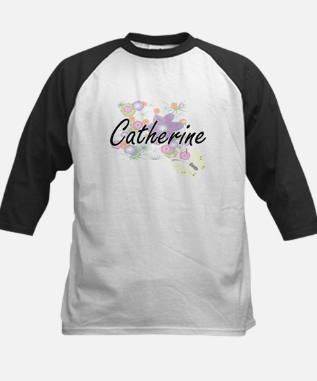 Catherine Artistic Name Design wit Baseball Jersey