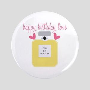 Happy Birthday Love Button