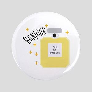 Bonjour Parfum Button