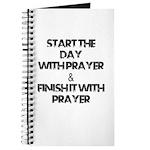 Daily Prayers Journal