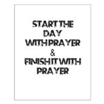 Daily Prayers Posters