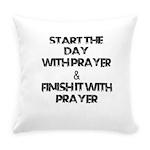 Daily Prayers Everyday Pillow