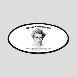 Kierkegaard Life Patch