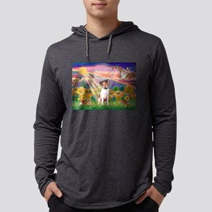 Autumn Angel / JRT Mens Hooded Shirt