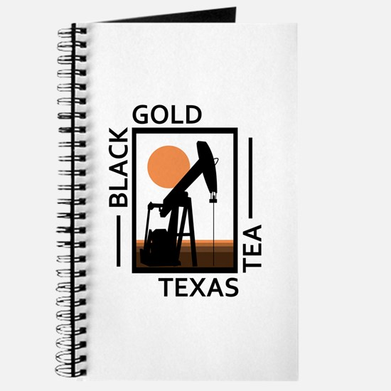 Black Gold Texas Tea Journal