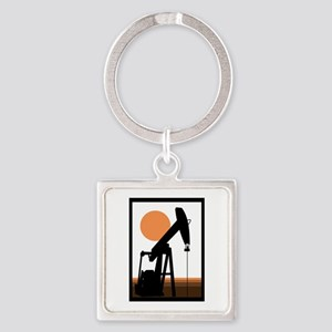 Oil Well Keychains