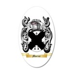 Morice 20x12 Oval Wall Decal