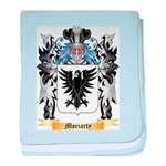 Moriarty baby blanket