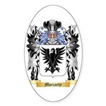 Moriarty Sticker (Oval)