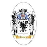 Moriarty Sticker (Oval 50 pk)