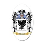 Moriarty 35x21 Oval Wall Decal