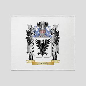 Moriarty Throw Blanket