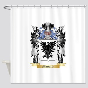 Moriarty Shower Curtain