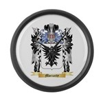 Moriarty Large Wall Clock