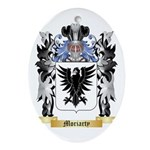 Moriarty Oval Ornament