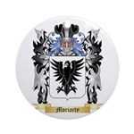 Moriarty Round Ornament