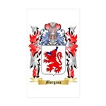 Morgans Sticker (Rectangle 10 pk)