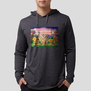 Autumn Angel / Lakeland Terri Mens Hooded Shirt