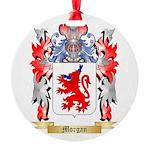 Morgan Round Ornament
