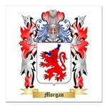 Morgan Square Car Magnet 3