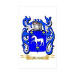 Morford Sticker (Rectangle 50 pk)