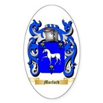 Morford Sticker (Oval)