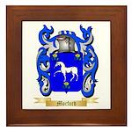 Morford Framed Tile