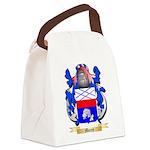 Morey Canvas Lunch Bag