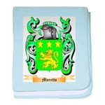 Moretto baby blanket