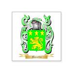 Moretto Square Sticker 3