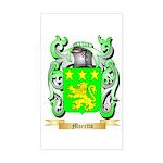 Moretto Sticker (Rectangle)
