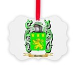 Moretto Picture Ornament