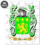 Moretto Puzzle