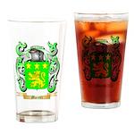 Moretti Drinking Glass