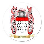 Moreton Round Car Magnet