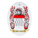 Moreton Oval Ornament