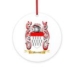 Moreton Round Ornament