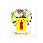 Moreno Square Sticker 3