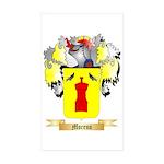 Moreno Sticker (Rectangle 50 pk)