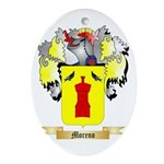 Moreno Oval Ornament